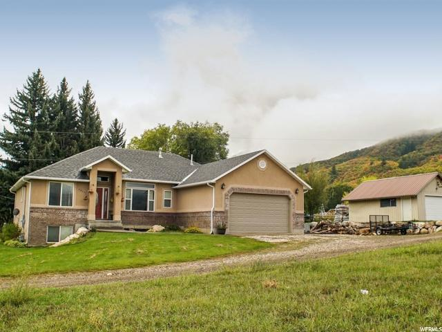 Single Family for Sale at 4815 N 3000 E 4815 N 3000 E Liberty, Utah 84310 United States