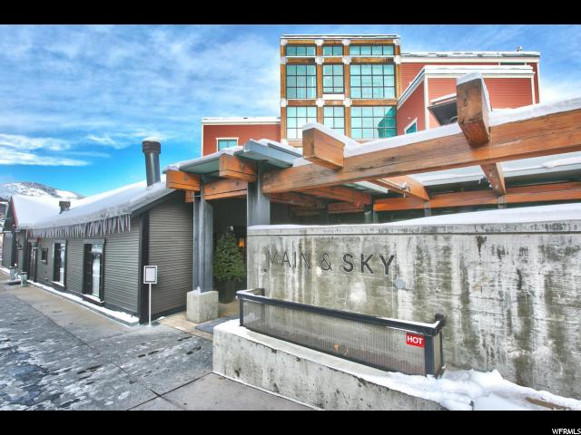 Additional photo for property listing at 201 HEBER Avenue 201 HEBER Avenue Unit: 401/50 Park City, Utah 84060 United States