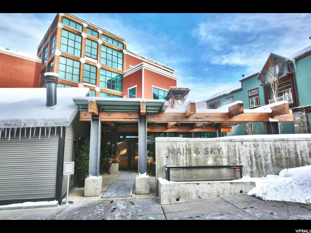 Additional photo for property listing at 201 HEBER Avenue 201 HEBER Avenue Unit: 402-F Park City, Utah 84060 United States