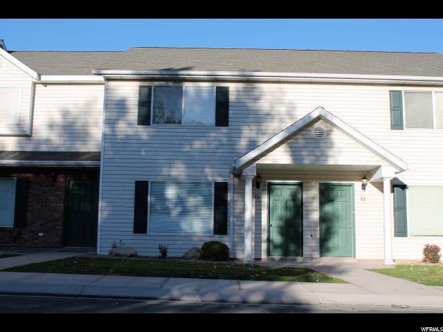 Appartement en copropriété pour l Vente à 1148 N NORTHFIELD Road 1148 N NORTHFIELD Road Unit: 73 Cedar City, Utah 84721 États-Unis