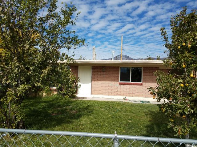 Single Family for Sale at 618 E 1100 N 618 E 1100 N Ogden, Utah 84404 United States