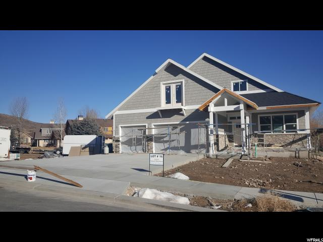 1232 N CANYON VIEW RD Unit 16 Midway, UT 84049 - MLS #: 1484928