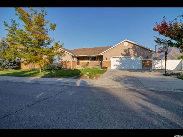 Single Family for Sale at 1372 N 1380 W 1372 N 1380 W Mapleton, Utah 84664 United States