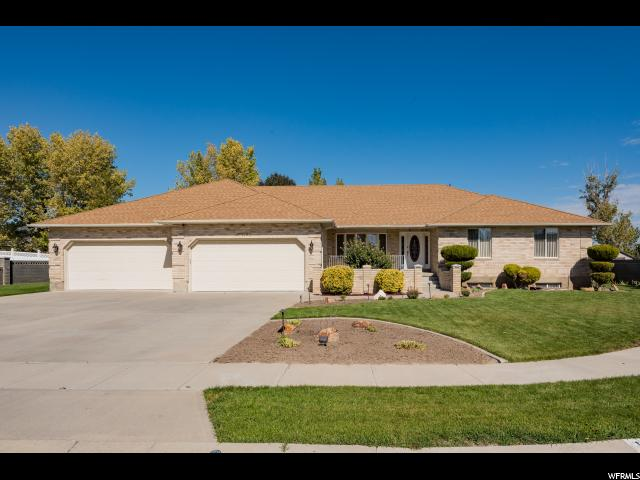 1382 W HEATHER BRAE CT, South Jordan UT 84095