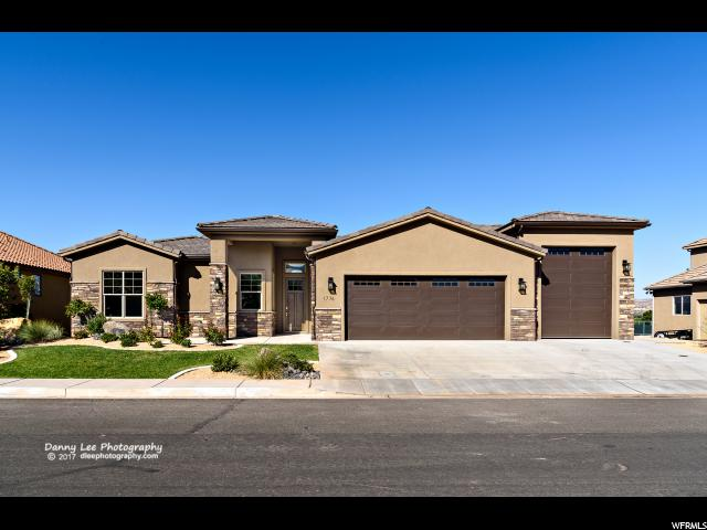 Single Family للـ Sale في 1776 S CAMINO REAL 1776 S CAMINO REAL Washington, Utah 84780 United States