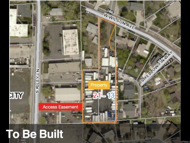 101 W WILSON AVE Murray, UT 84107 - MLS #: 1485008