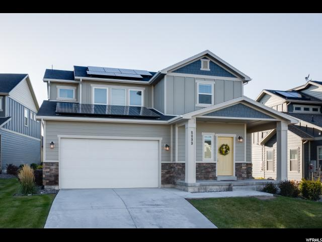 Single Family for Sale at 8099 N QUARTER MILE Drive 8099 N QUARTER MILE Drive Eagle Mountain, Utah 84005 United States