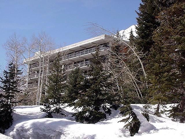Appartement en copropriété pour l Vente à 9202 E LODGE Drive 9202 E LODGE Drive Unit: 510 Snowbird, Utah 84092 États-Unis