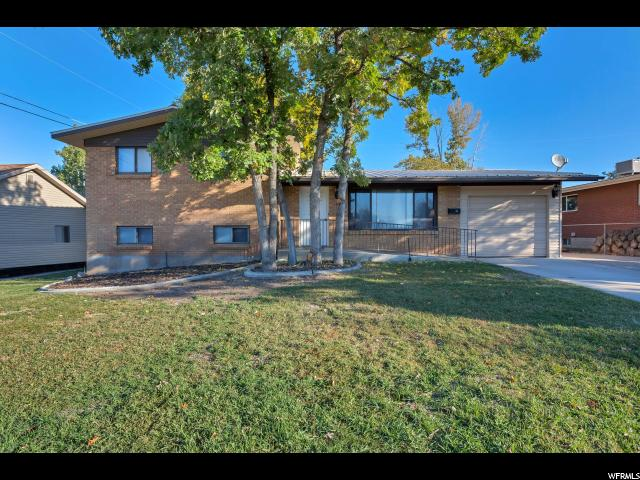 Single Family للـ Sale في 354 W 930 N 354 W 930 N Sunset, Utah 84015 United States