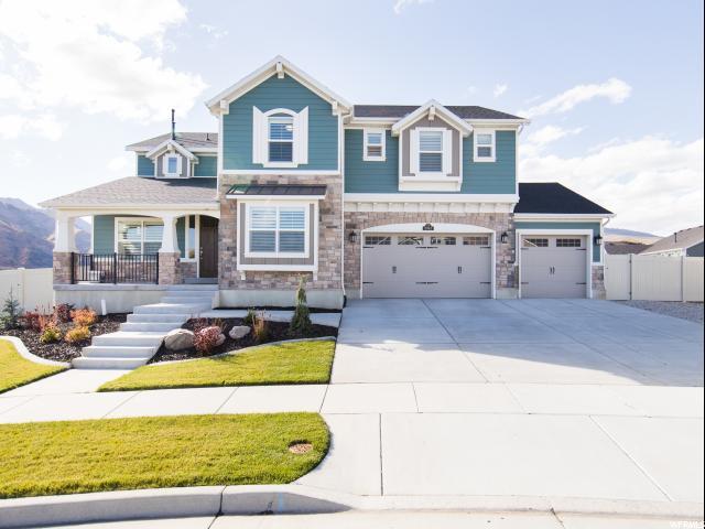 Single Family للـ Sale في 5943 N ROPER Drive 5943 N ROPER Drive Mountain Green, Utah 84050 United States