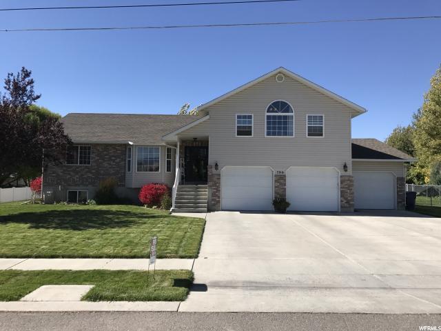 Один семья для того Продажа на 790 S 200 W 790 S 200 W Preston, Айдахо 83263 Соединенные Штаты