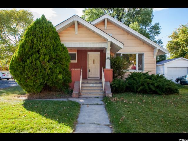 单亲家庭 为 销售 在 555 N 200 E 555 N 200 E Logan, 犹他州 84321 美国