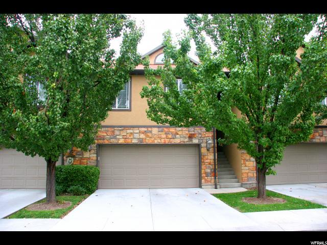 Townhouse for Sale at 7221 S CAPRINE Court 7221 S CAPRINE Court West Jordan, Utah 84084 United States