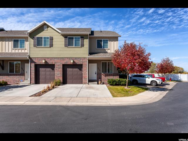 Townhouse for Sale at 8774 S WOLLEMI PINE WAY 8774 S WOLLEMI PINE WAY Unit: 7 West Jordan, Utah 84088 United States
