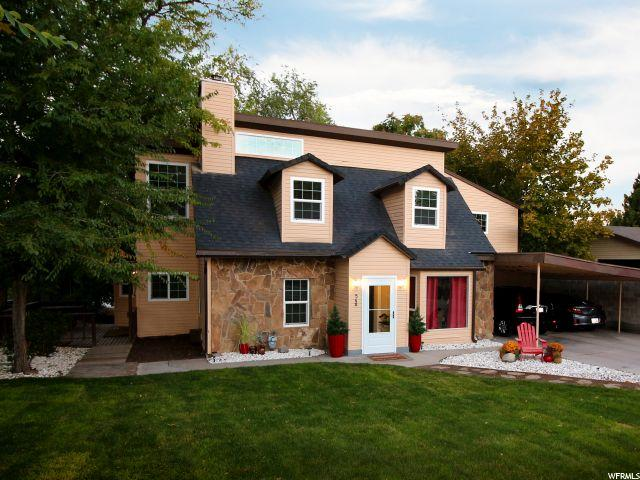 Single Family for Sale at 540 S 300 W 540 S 300 W Payson, Utah 84651 United States