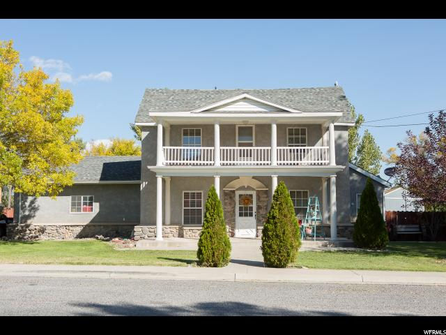 Single Family for Sale at 15 E MAIN 15 E MAIN Redmond, Utah 84652 United States