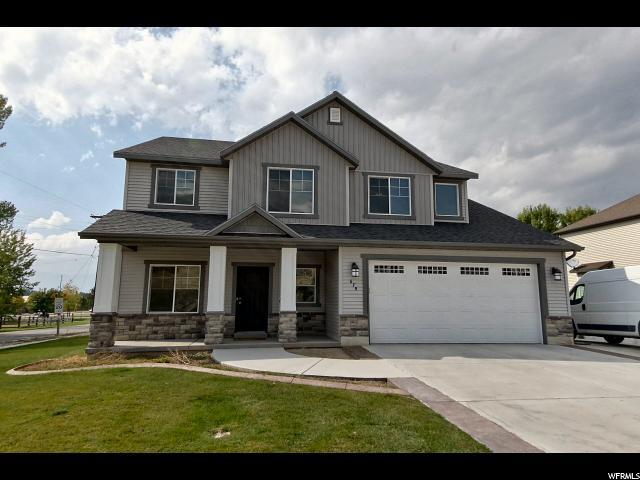 Один семья для того Продажа на 579 S 850 E 579 S 850 E River Heights, Юта 84321 Соединенные Штаты