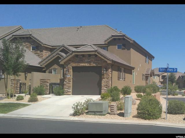 Single Family for Sale at 4221 E TORREY PNES 4221 E TORREY PNES Washington, Utah 84780 United States