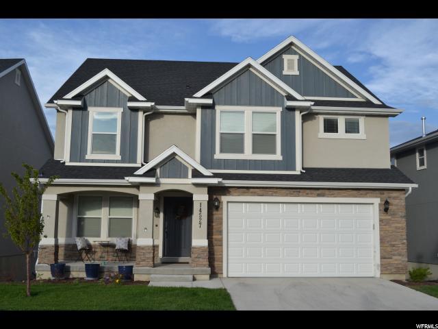 单亲家庭 为 销售 在 14527 S YELLOW TOPAZ Drive 14527 S YELLOW TOPAZ Drive Herriman, 犹他州 84096 美国