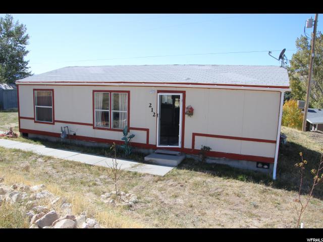 Один семья для того Продажа на 212 S GRANT Street 212 S GRANT Street Stockton, Юта 84071 Соединенные Штаты