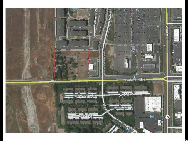 Land for Sale at 5764 W PARKWAY Boulevard 5764 W PARKWAY Boulevard West Valley City, Utah 84128 United States
