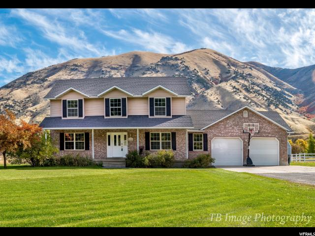 Single Family for Sale at 4820 HOLLOW Road 4820 HOLLOW Road Nibley, Utah 84321 United States