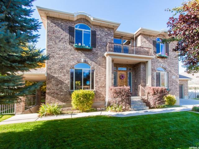 单亲家庭 为 销售 在 1624 E 7640 S 1624 E 7640 S South Weber, 犹他州 84405 美国