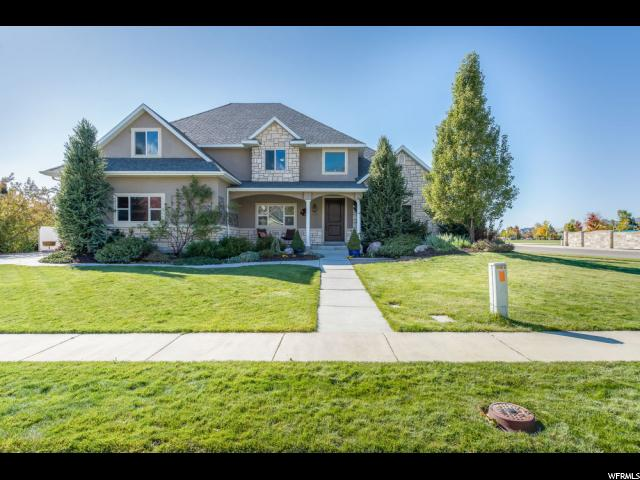 Single Family للـ Sale في 1275 N 1190 E 1275 N 1190 E American Fork, Utah 84003 United States