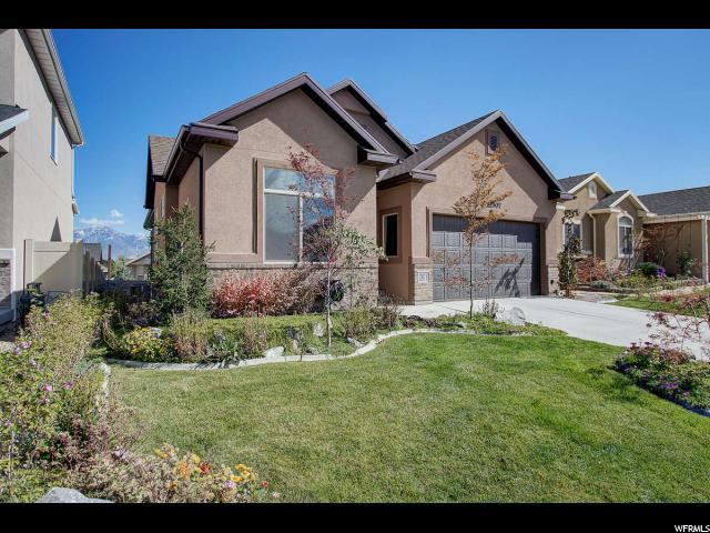 Single Family for Sale at 12907 S WILD MARE WAY 12907 S WILD MARE WAY Riverton, Utah 84096 United States