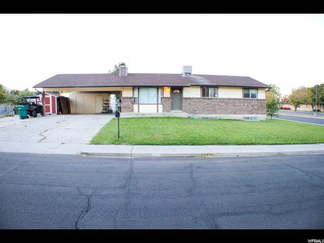 Single Family for Sale at 216 E 600 N 216 E 600 N Orem, Utah 84057 United States