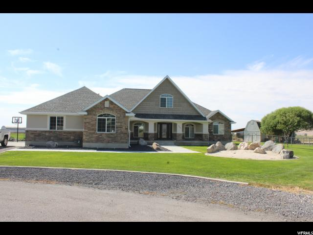 Single Family للـ Sale في 5607 N 4850 W 5607 N 4850 W Bear River City, Utah 84301 United States