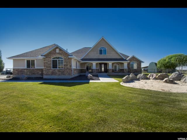 Single Family for Sale at 5607 N 4850 W 5607 N 4850 W Bear River City, Utah 84301 United States