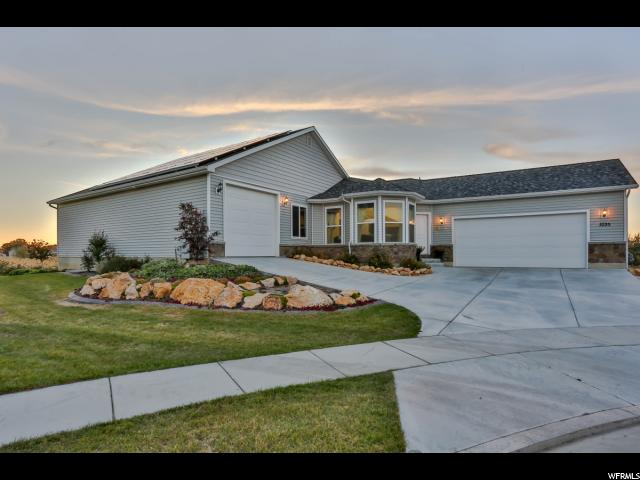 Single Family for Sale at 1035 W 2325 S 1035 W 2325 S Perry, Utah 84302 United States