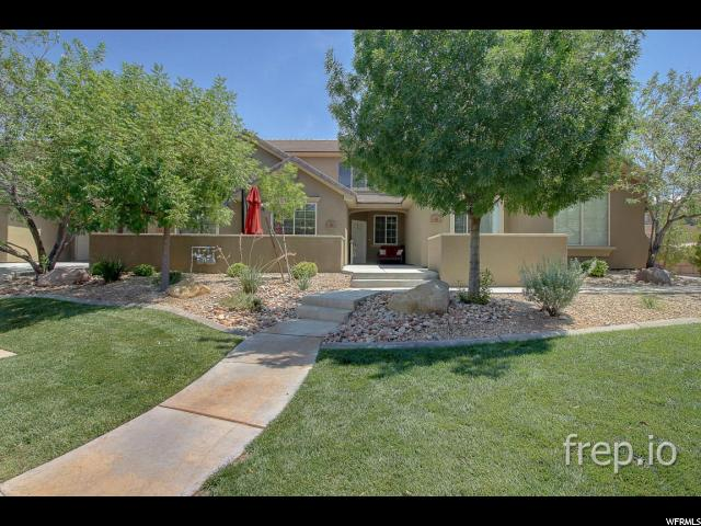 Townhouse for Sale at 3439 S BARCELONA Drive 3439 S BARCELONA Drive St. George, Utah 84790 United States