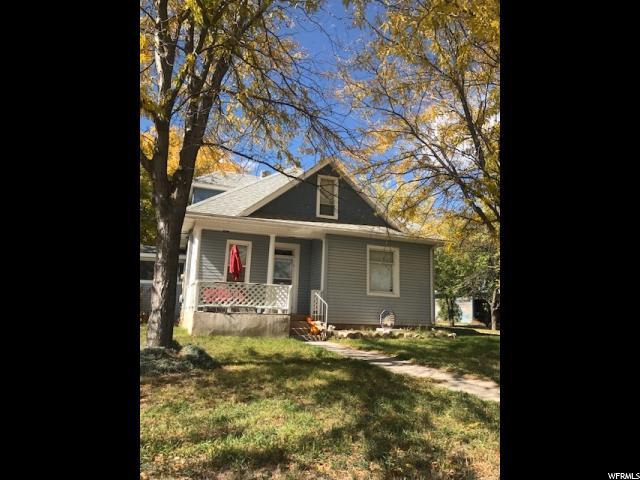 单亲家庭 为 销售 在 277 N MAIN Street 277 N MAIN Street Aurora, 犹他州 84620 美国