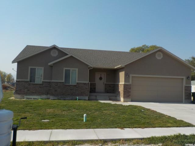 Single Family for Sale at 175 N 100 W 175 N 100 W Centerfield, Utah 84622 United States