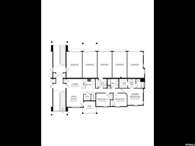 Additional photo for property listing at 14513 S RONAN Lane 14513 S RONAN Lane Unit: M101 Herriman, Юта 84096 Соединенные Штаты