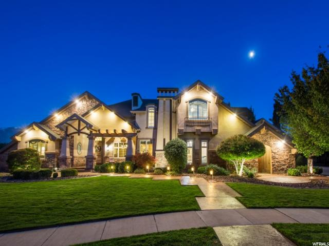 Unifamiliar por un Venta en 11233 AUBREY MEADOW Circle 11233 AUBREY MEADOW Circle South Jordan, Utah 84095 Estados Unidos