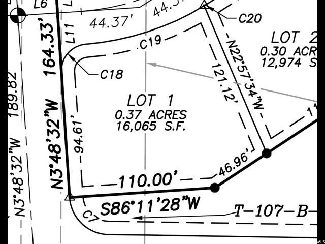 278 E ZION TRAIL Unit 1 Toquerville, UT 84774 - MLS #: 1486279