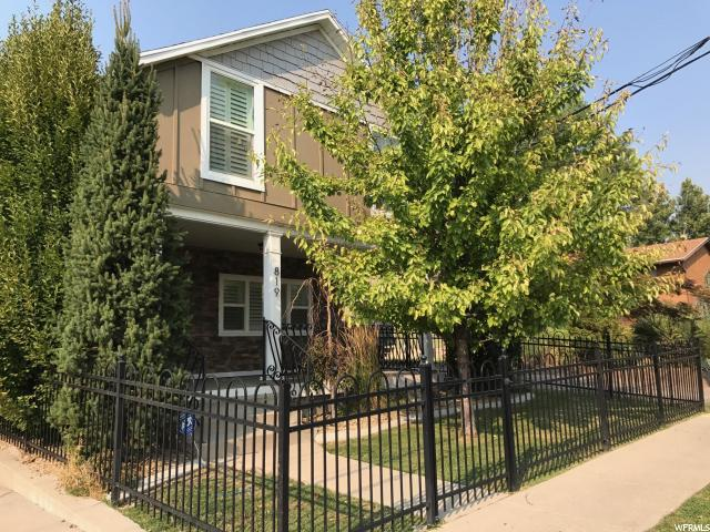 813 E 1300 S, Salt Lake City UT 84105
