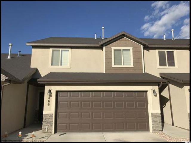 466 S 340 Spanish Fork, UT 84660 - MLS #: 1486689
