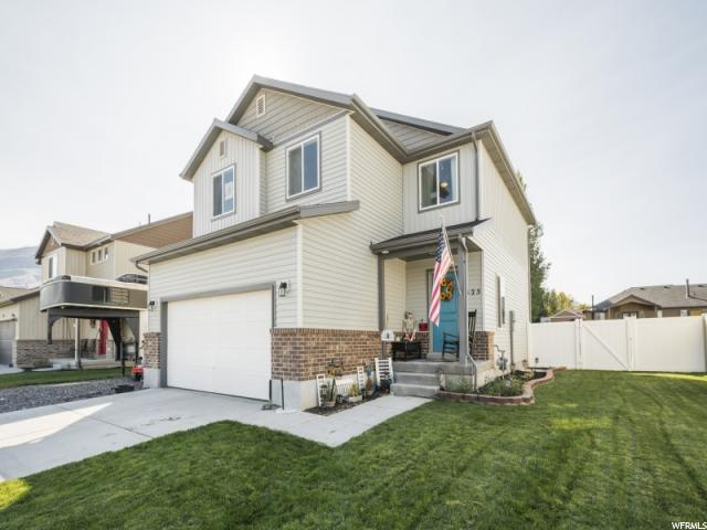 单亲家庭 为 销售 在 325 W 750 N 325 W 750 N Santaquin, 犹他州 84655 美国