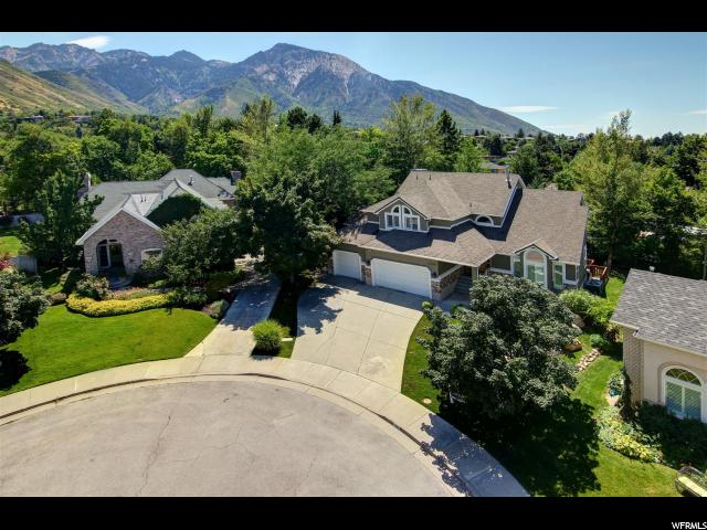 3598 S APPLE MILL CV Salt Lake City, UT 84109 - MLS #: 1486765