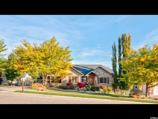 单亲家庭 为 销售 在 339 W 235 N 339 W 235 N Wellsville, 犹他州 84339 美国