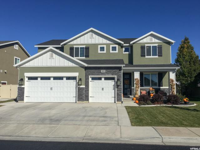 823 E GREY GOOSE RD Lehi, UT 84043 - MLS #: 1486850
