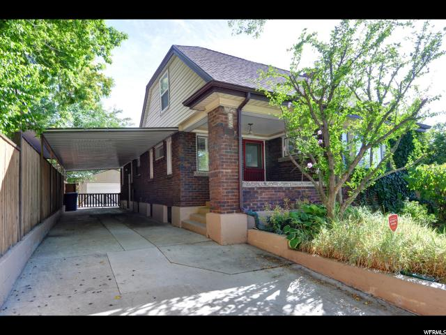 1320 E STRATFORD AVE, Salt Lake City UT 84106