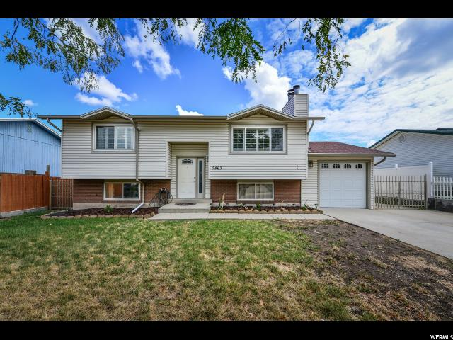 Single Family for Sale at 5463 S 5425 W 5463 S 5425 W Kearns, Utah 84118 United States