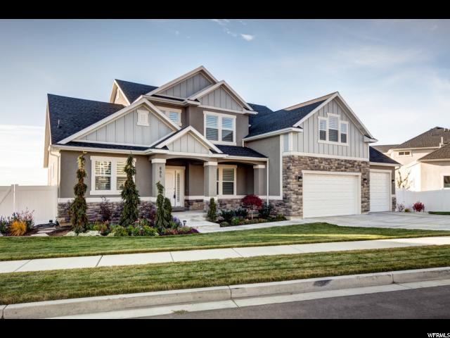 Single Family for Sale at 605 W AUTUMN HILLS Boulevard 605 W AUTUMN HILLS Boulevard Lehi, Utah 84043 United States