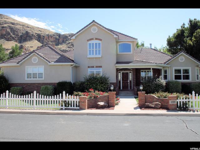 Single Family for Sale at 259 W 1440 S 259 W 1440 S Hurricane, Utah 84737 United States