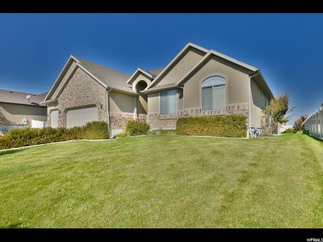Single Family for Sale at 6046 W BRUSHFORK Drive 6046 W BRUSHFORK Drive West Jordan, Utah 84081 United States